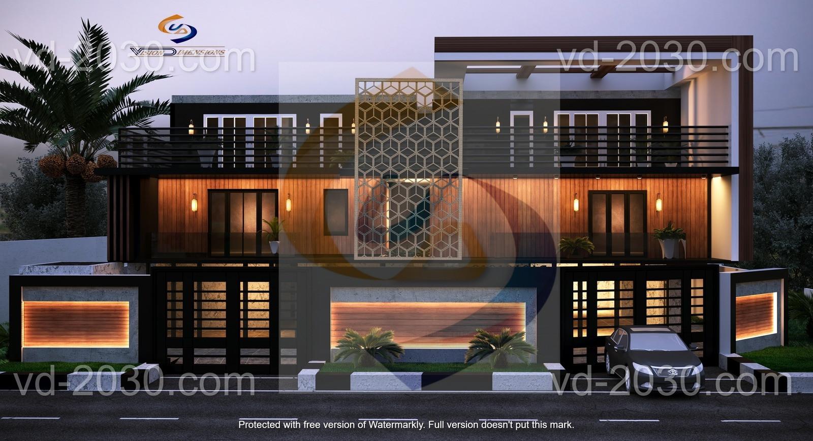 Fala Majid Al Amoudi  - vision dimensions - ابعاد الرؤية